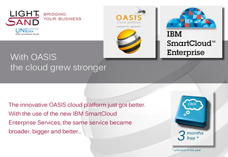 OASIS cloud monitoring